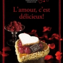 In the Month of Love, PAUL bakeries make sweet statements, in limited edition
