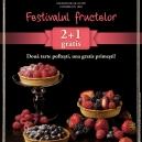 """""""Festivalul fructelor"""" aduce la PAUL cinci noi sortimente de tarte"""