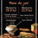 """Prânzul la PAUL, mai delicios cu noile oferte """"Menu du jour"""""""