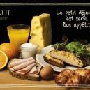Noi rețete franțuzești în oferta Petit Déjeuner din brutăriile PAUL