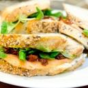 Three PAUL Bread Sandwiches Made by Cristina Mazilu