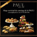 PAUL goodies can now be ordered through Catering Service
