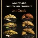 Brutăriile PAUL reintroduc în meniu colecția de croissante dulci și sărate