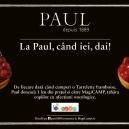 Cumpără o tartă cu zmeură de la PAUL și oferă zâmbete copiilor din MagiCAMP