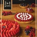 """""""Festivalul fructelor"""" revine în brutăriile PAUL, cu cinci rețete de tarte"""