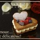 În brutăriile PAUL se sărbătorește luna îndrăgostiților